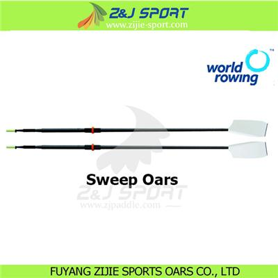 Sweep Oars