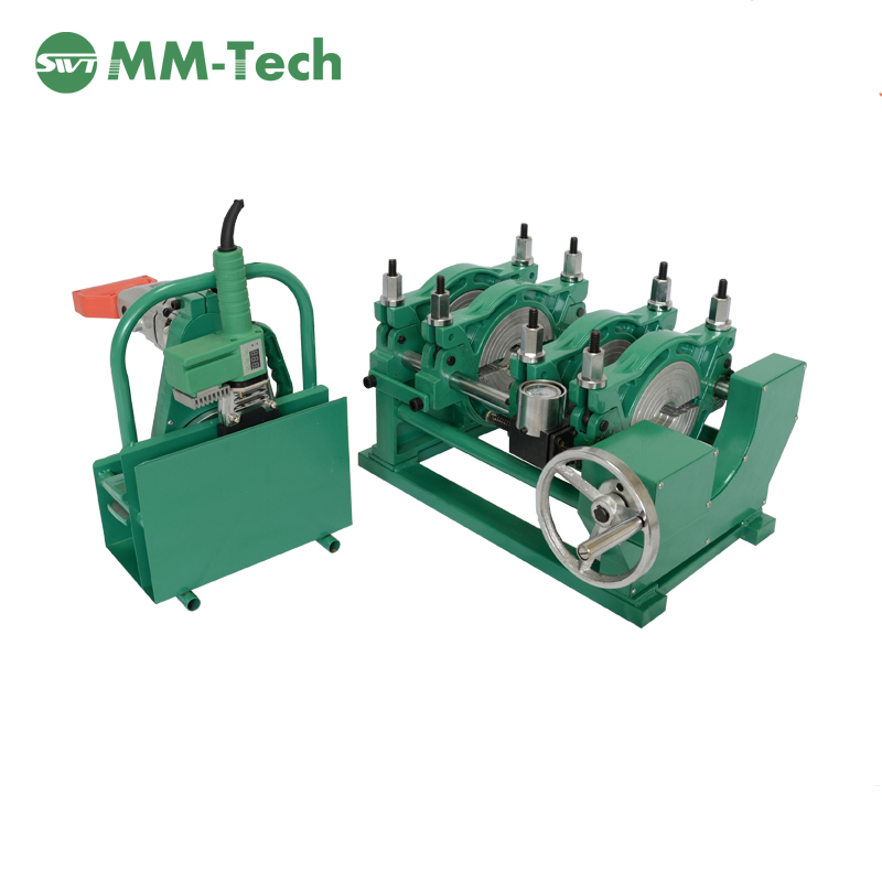 Manual PE Pipe Welding Machine