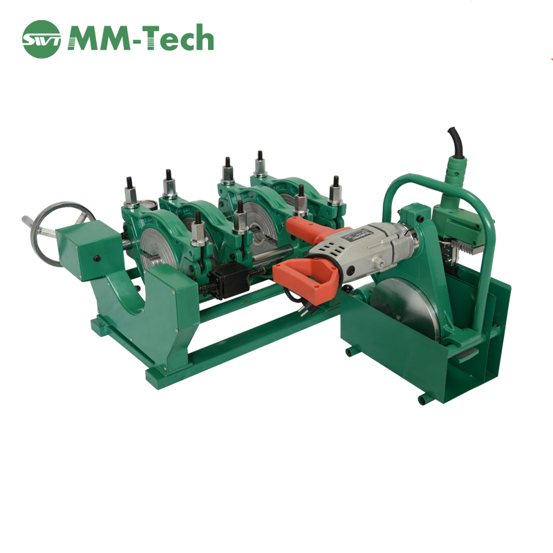 Manual PE Butt Fusion Welding Machine