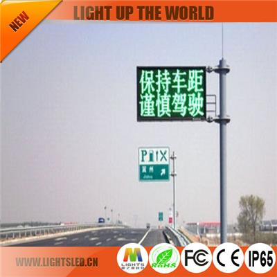 P10 smd Led Traffic Led Screens For Sale