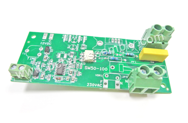circuit board assembly services ONE-Stop SMT PCB Assembly Services