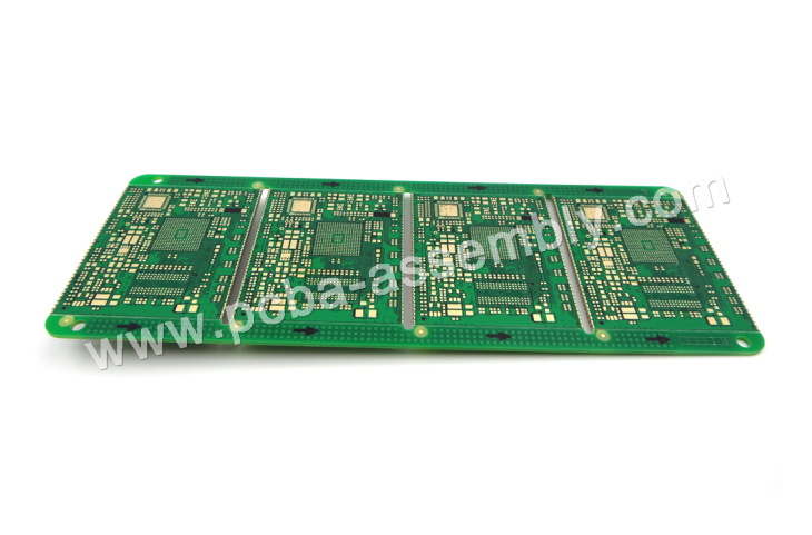 high density pcb design HDI Multilayer High Density PCB and Rigid Circuit Board