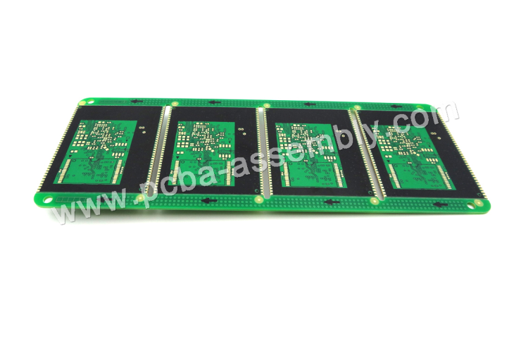 multilayer printed circuit board OEM FR4 Rigid Multilayer PCB