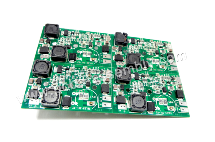 Provide SMT PCB Assembly Services