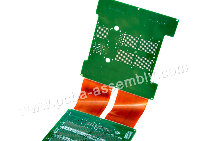 Multi-layer Flex-Rigid PCB Combining Rigid-Flex PCB