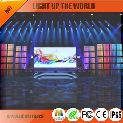 P3 Led Stage Scrolling Sign