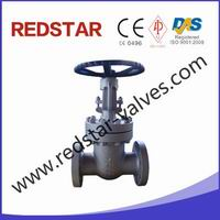 Cast Steel Bolt Bonnet Gate Valve