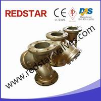 y type strainer specification Nickel Aluminum Bronze Y Type Strainer