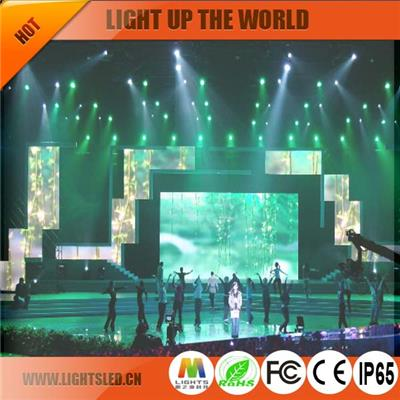 P1.5 Indoor Led Stage Display