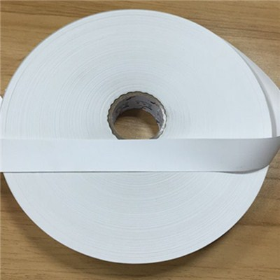 Thick Barcode Fabric Label