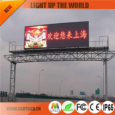 P10 Smd Led Moving Message Display