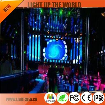 P1.5 Indoor Led Bar Display