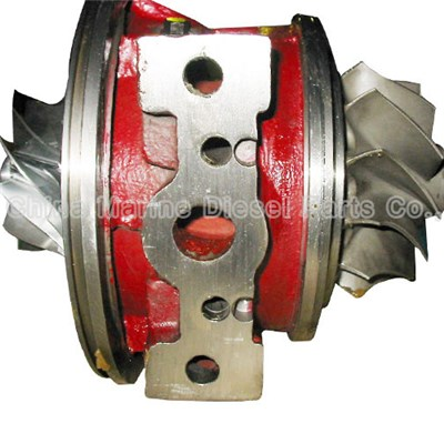 Marine Diesel Turbocharger TPS48