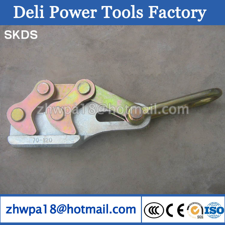 Wire Rope Puller Ratchet Tightener Wire Grip for pulling wire cable ...