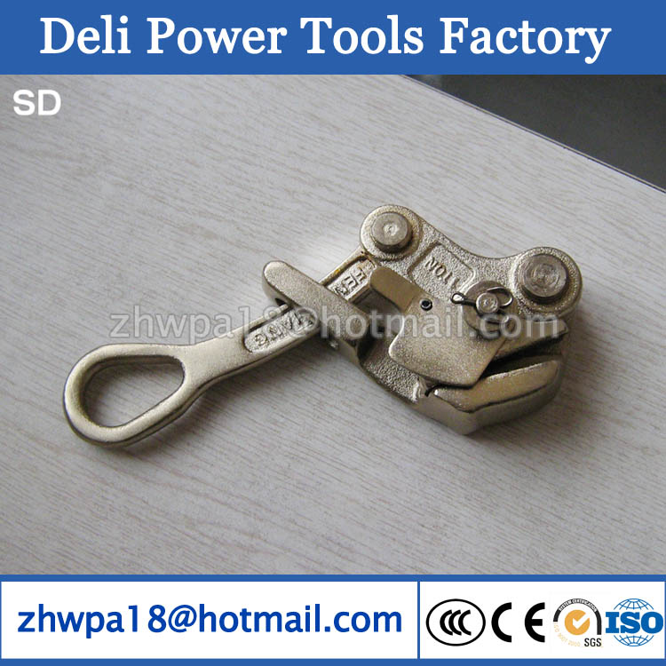 Cable Wire Puller Clamp Tool used for Insulated cable