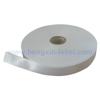 Starched Fabric Label