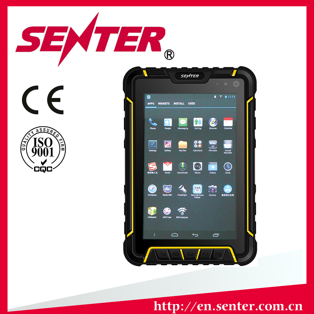 Senter ST907 Tablet PC IP67/3G/4G/WIFI/Blutooth/GPS