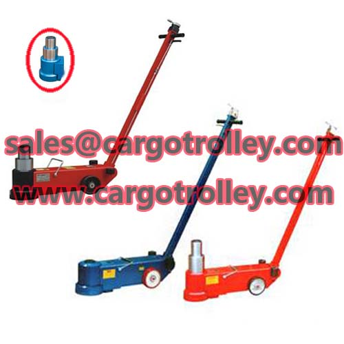 Air hydraulic floor jack price list