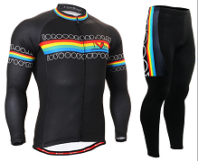 Bicycle Winter Long Sleeve Fx905