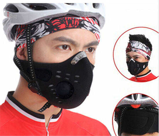 winter cycling face mask WB-Mouth-Muffle