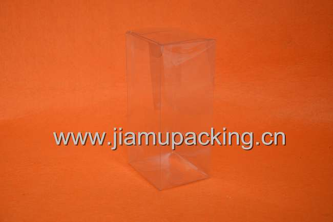 clear plastic folding box Clear Folding Box