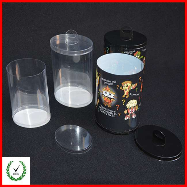 Plastic Oval Box