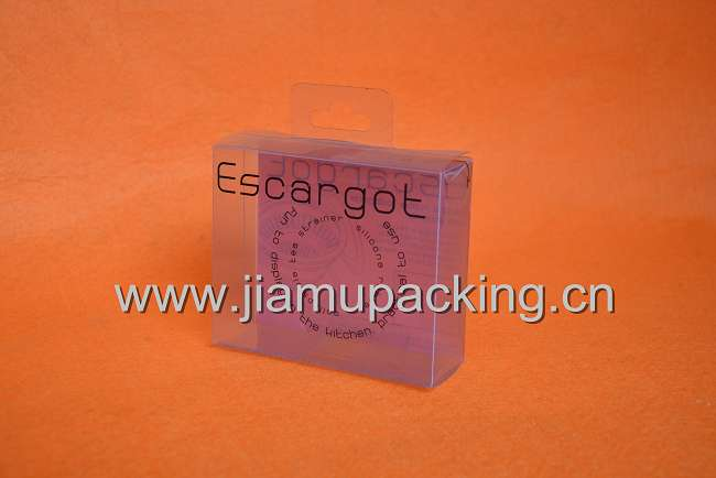 Printed Plastic Box