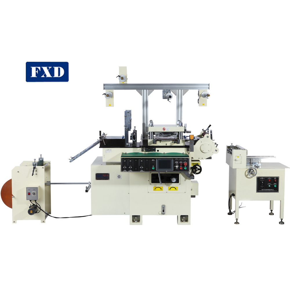 Precisely Automatic Shoe Pad Die Cutter
