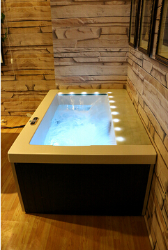 one person hot tub S201