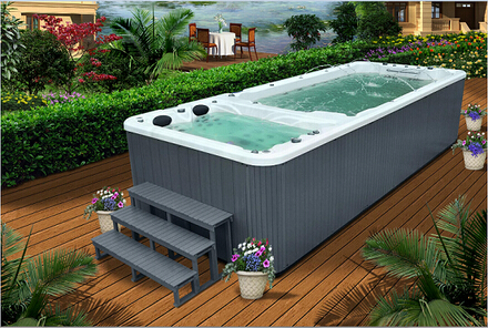 cost of a swim spa SRP650