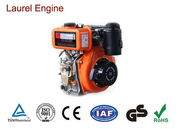 Air-cooled diesel engine HR170FB