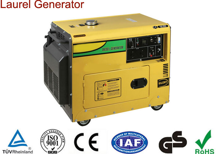 Easy Operated Small Silent Diesel Generator 2.2kW AVR