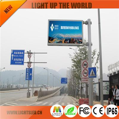 P10 Dip Led Traffic Led Screens For Sale