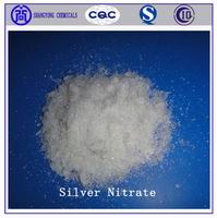 uses of silver nitrate Silver Nitrate