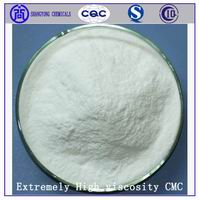 Carboxymethyl Cellulose CMC Extremely High Viscosity