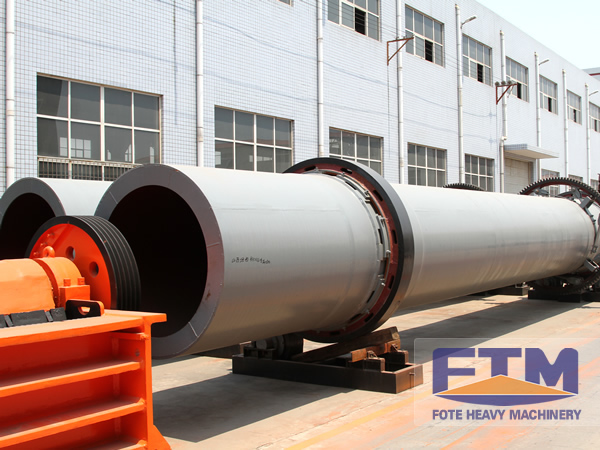 Drying Details of Fote Sludge Drying Machine