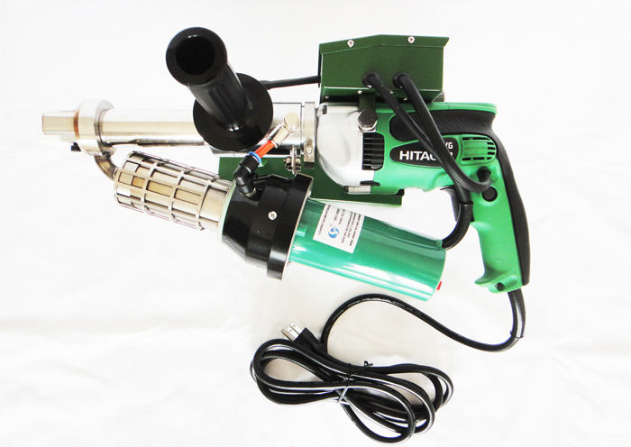 Hand Extruder Hot Air Tool Welding Machine