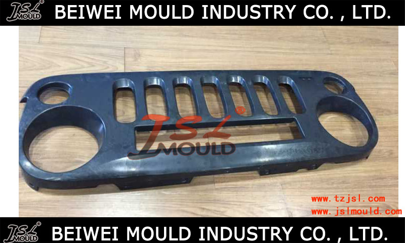 OEM Custom injection plastic auto grille mould mold