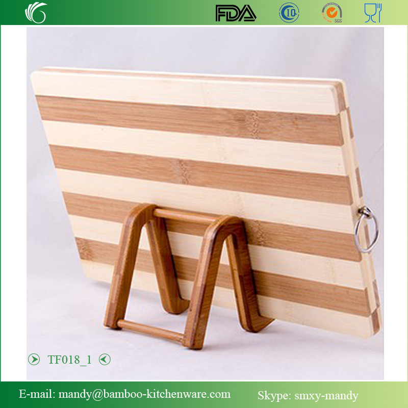 Cheap Bamboo Cutting Board with rings