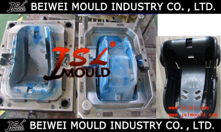 Injection plastic vacuum cleaner mould