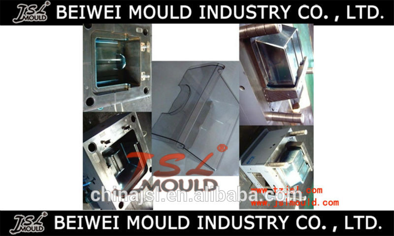 OEM Custom injection plastic fridge part mold