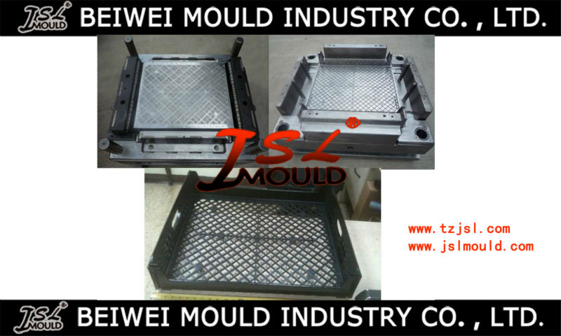 Injection plastic baking tray/ non stick cake pan baking/ roasting tray/ french bread tray mould