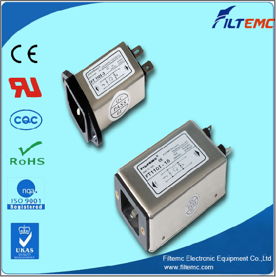 sell IEC socket filters/EMI filter
