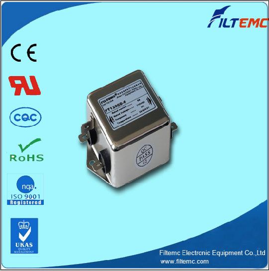 sell AC Three Phase High-Voltage filter/EMI filter