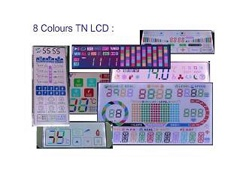 types of lcd display TN & FSTN