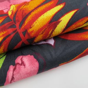 100% Viscose Printed Fabric