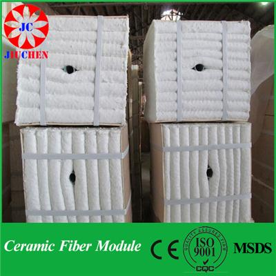 High Zirconium Ceramic Fiber Module JC Module
