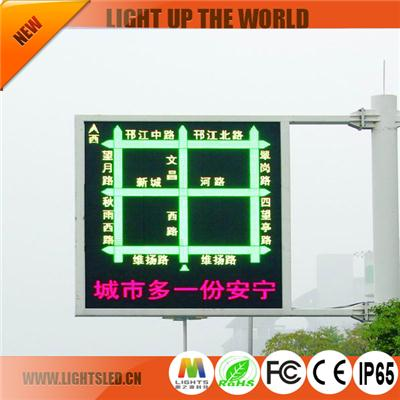 P16 Led Display Traffic Company