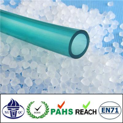 Transparent Extrusion PVC Granules