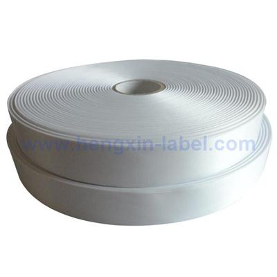 Ice-white Press Edge Fabric Label
